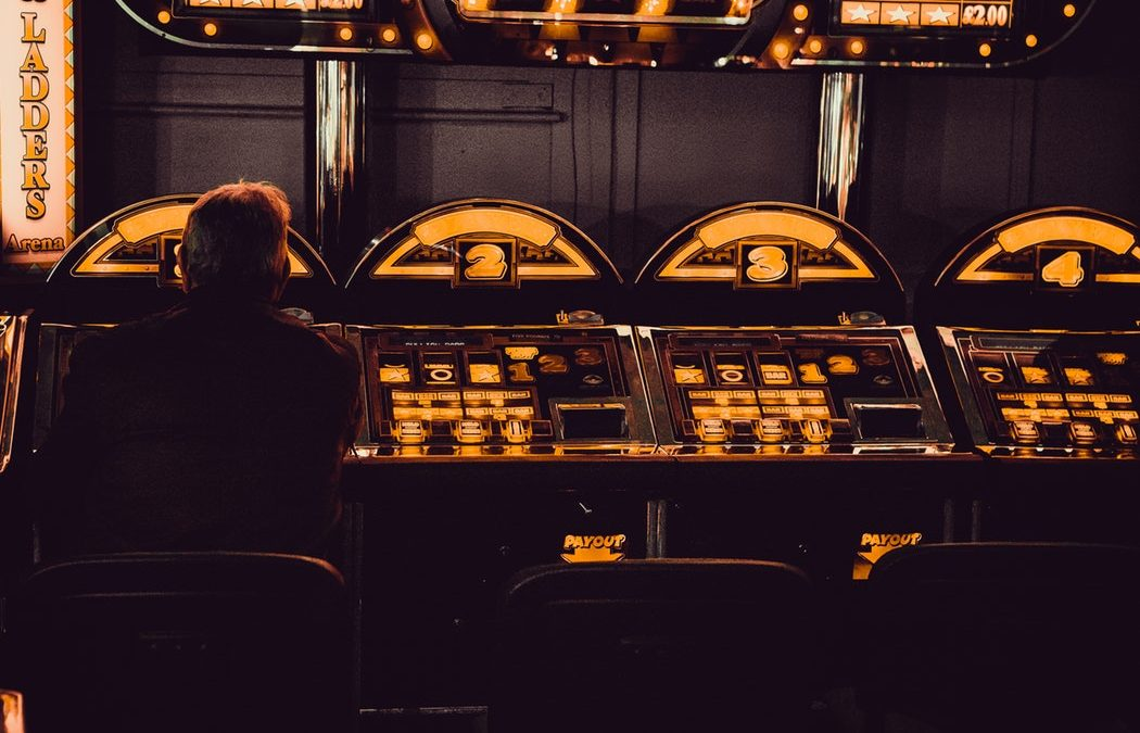 How playing online slots can be relaxing